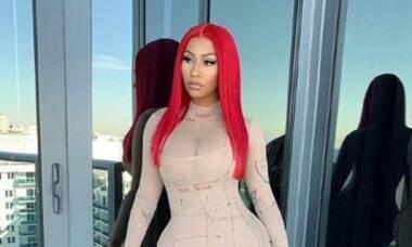 Nicki Minaj vai usar lucros de música para pagar fiança de presos em protestos