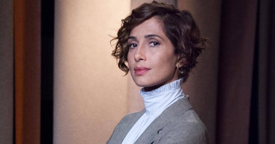 Globo encerra contrato de longo prazo com Camila Pitanga