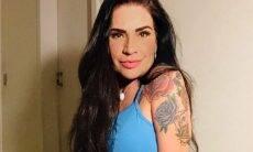 """Solange Gomes relembra primeiro ensaio na Playboy: """"Fiquei com raiva"""""""