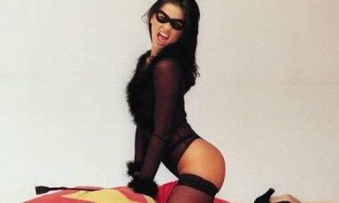 Ex-Tiazinha, Suzana Alves assume os cabelos brancos