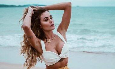 Bailarina do Faustão Natacha Horana é presa em SC