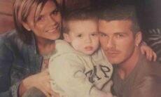 Filho de David Beckham fica noivo de atriz filha de bilionário