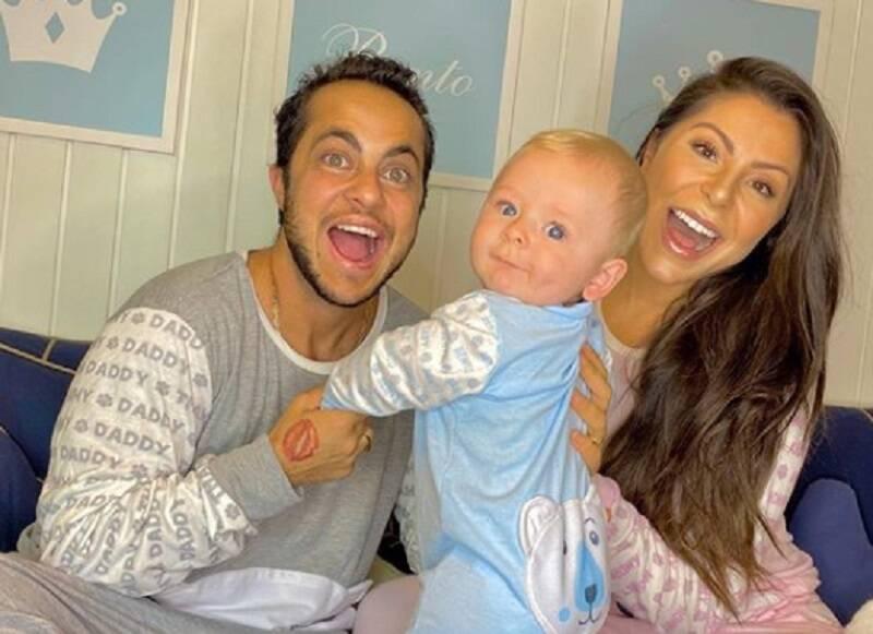Andressa Miranda planeja mais filhos com Thammy
