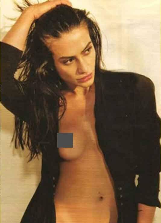 Cléo Pires em novas fotos divulgadas na internet de sua Playboy. Foto: Divulgacao