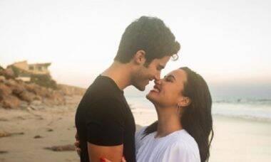 Devi Lovato anuncia que está noiva