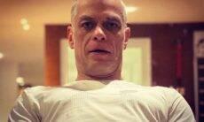 Fábio Assunção exibe corpo trincado em fotos de personal