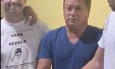 Leonardo posta vídeo após acidente de carro com os filhos