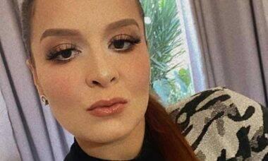 Maiara faz desabafo emocionado e chora em live após fim do namoro com Fernando