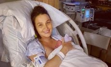 Camilla Luddington anuncia o nascimento do segundo filho