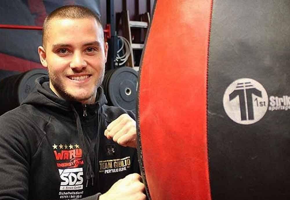 Piergiulio Ruhe: entenda como o influenciador se tornou um boxeador de sucesso internacional. Foto: Divulgação