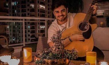 Sucesso nas redes sociais, cantor sertanejo Matheus Salles prepara lançamento de novas músicas. Foto: Divulgação