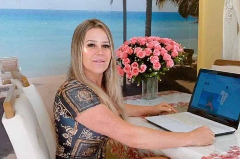 De mil para milhões: conheça a roceira Luciane Marte que conquistou a internet e arrecadou milhões de reais. Foto: Divulgação