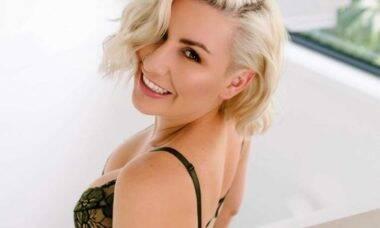 Modelo Cherry Dana faz sucesso em campanhas de marcas famosas de moda e luxo. Foto: Divulgação