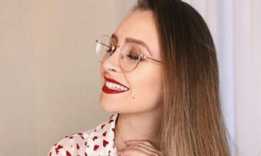 Carla Diaz revela resultado de biópsia