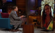 Anitta participa do programa de James Corden