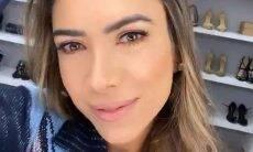Patrícia Abravanel encanta ao mostrar o foto rarar do caçula Senor . Foto: Instagram