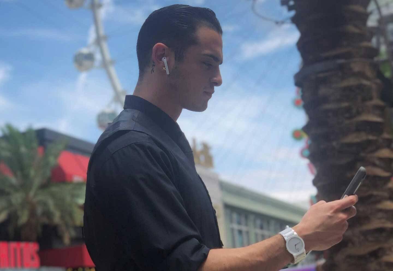 """Andrew Haboush: conheça o famoso produtor musical conhecido como """"Sr. Seguros"""". Foto: Divulgação"""