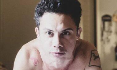Ator Silvero Pereira faz mudança radical no visual