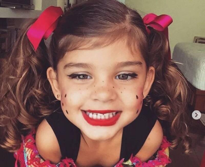 Filha de Grazi Massafera e Cauã Reymond vai estrear como atriz