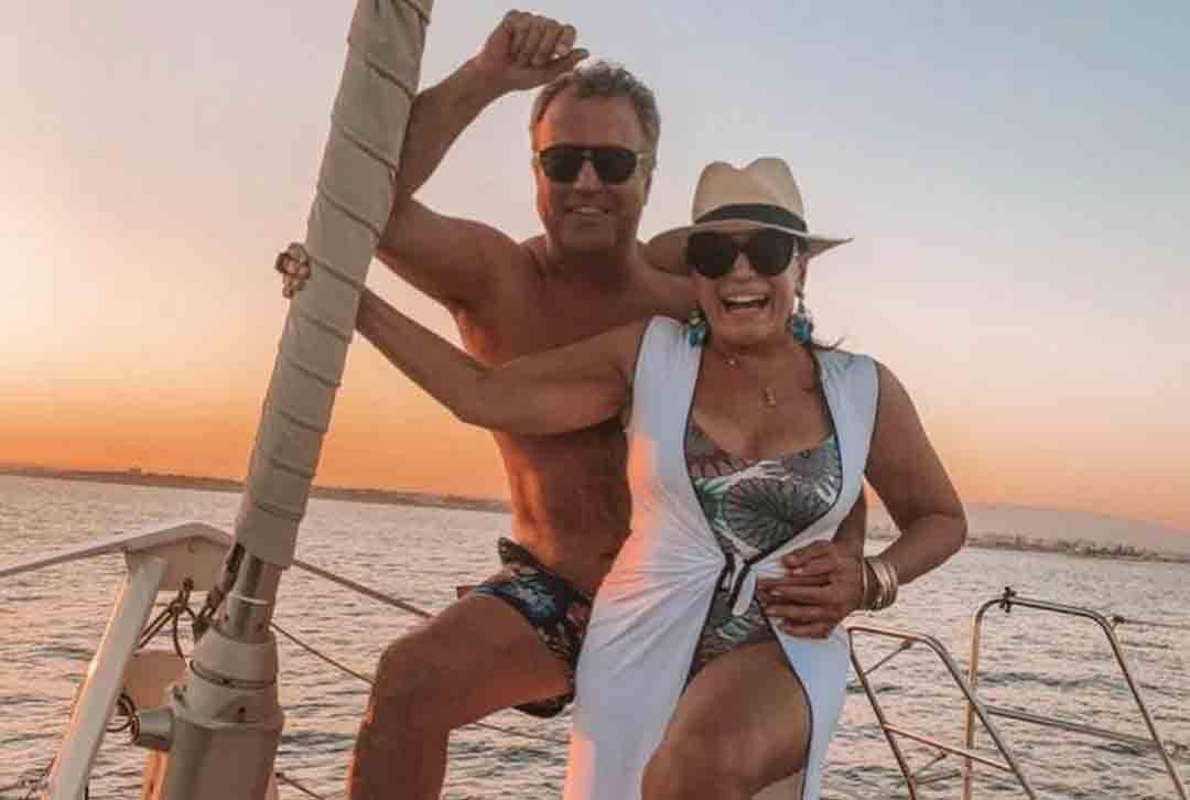 Susana Vieira se declara no aniversário de 55 anos do filho: ''Grande amor da minha vida''. Foto: Instagram