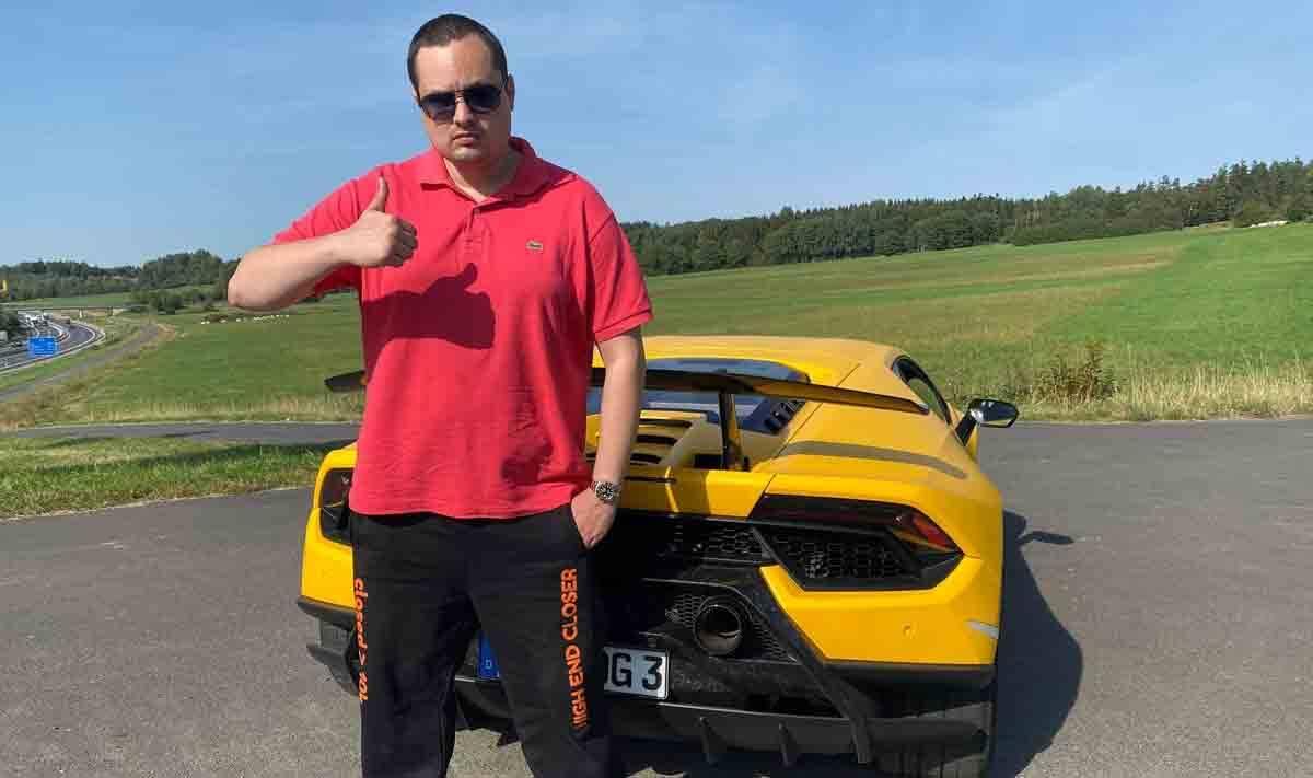 Conheça Dominik Greger: influenciador que é líder do mercado do High Ticket Closer. Foto: Instagram