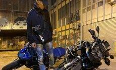 Hugo Ferreira ficou famoso através da sua paixão por motos e pela alta velocidade . Foto: Divulgação