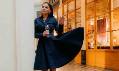 Lidiane Bezerra é referência internacional em consultoria de moda e estilo. Foto: Divulgação