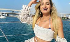 Apresentadora, modelo e influenciadora Laís Crisóstomo é referência de beleza nas redes sociais. Foto: Divulgação