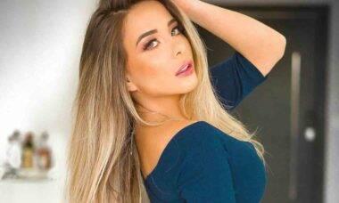 Modelo e influenciadora Juliana Lima faz sucesso nas redes sociais com dicas de saúde e beleza. Foto: Divulgação