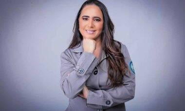 Cirurgiã dentista e palestrante Andréa Murta se torna referência nas redes sociais. Foto: Divulgação