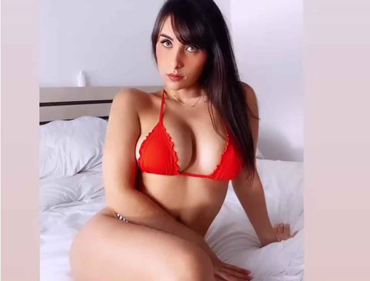 Márcia Bonde divulga vídeo que deixa fãs sem fôlego. Foto: Reprodução Instagram