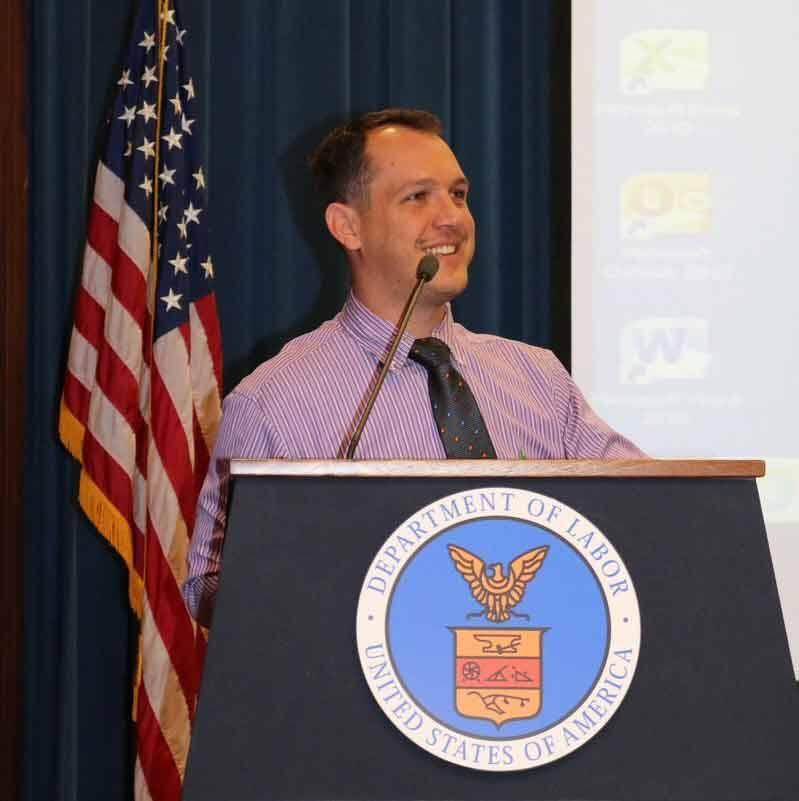 Rony Jabour, a voz da segurança do trabalho nos EUA. FotoÇ Divulgação
