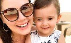 """Emocionada, Leandra Padilha impacta com relato sobre gravidez: """"Eu quase perdi meu filho"""". Foto: Divulgação"""