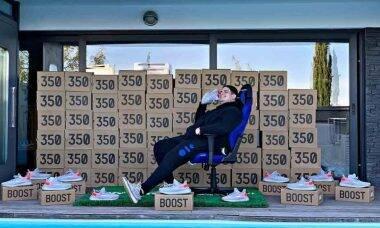 Estilista e Personal shopper Hélio Albuquerque é o favorito das celebridades. Foto: Divulgação
