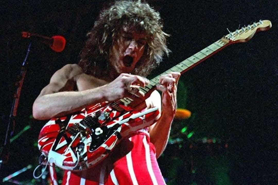 Morre Eddie Van Halen aos 65 anos, um dos maiores guitarristas da história. Foto: Instagram