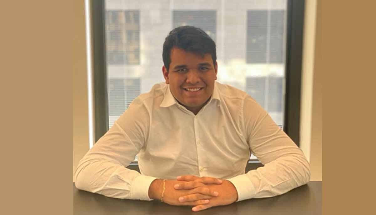 Victor Veronez e a tecnologia das criptomoedas. Foto: Divulgação