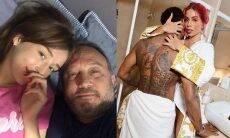 Pai de Duda Reis faz duras críticas à Nego do Borel por ensaio de fotos com Anitta