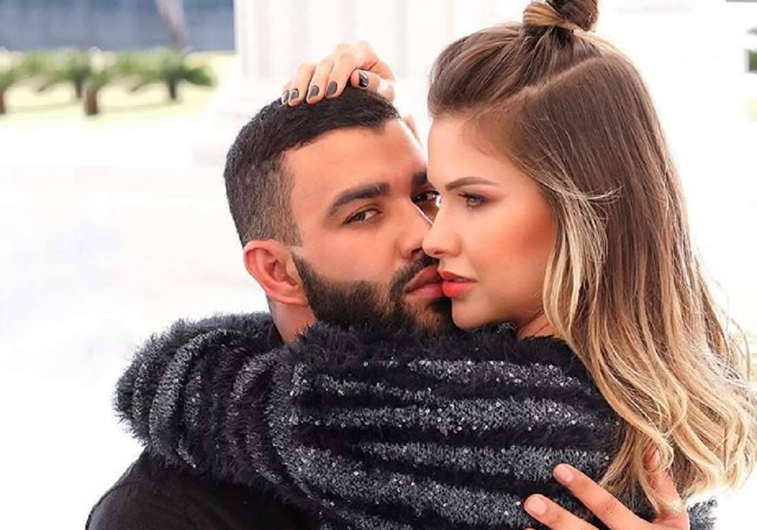"""Suita fala após anúncio de divórcio com Gustavo Lima: """"sem motivo e abertura pra poder salvar nosso casamento"""""""