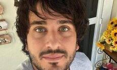 """Rafael Portugal """"desiste"""" do novo visual brinca sobre a """"pressão de ser bonito"""": """"não aguentei"""""""