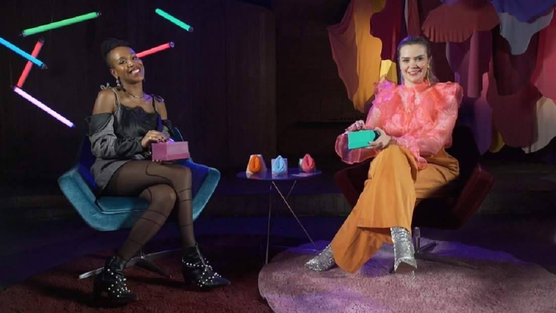 """Karol Conka e Marcela Mc Gowan debatem sobre sexo por obrigação e """"brochada feminina"""" em programa da GNT"""
