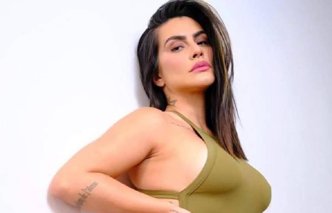 Cleo Pires posta foto sensual e surpreende os seguidores com revelação de detalhe íntimo