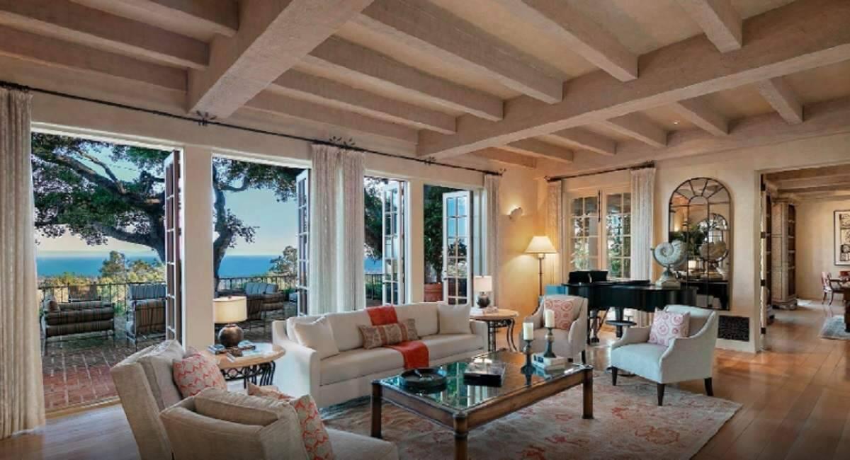 Katy Perry e Orlando Bloom compram mansão com vista para o mar por R$76 milhões. (Foto: Reprodução/Instagram)