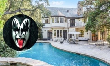 Integrante do Kiss, Gene Simmons, anuncia mansão a venda por mais R$120 milhões