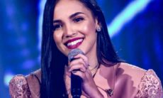 """Participante que era proibida de cantar pelo ex marido se emociona com Lulu Santos: """"perdeu uma grande mulher"""""""