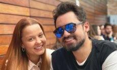 Fernando Zor e Maiara brincam sobre as idas e vindas do relacionamento em live