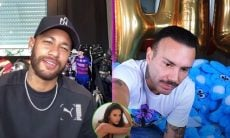 Neymar fala quem pegaria e já teve affair em vídeo com Matheus Mazzafera