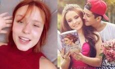 Larissa Manoela reativa perfil antigo no Instagram que tem várias fotos com o ex, João Guilherme