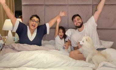 Preta Gil faz último clique no apartamento em São Conrado (Foto: Reprodução/Instagram)