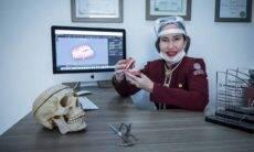 Sucesso nas redes sociais: conheça a famosa Cirurgiã Dentista Cláudia Starling . Foto: Divulgação