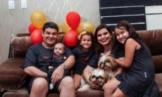 Carol Costa: influenciadora se torna referência nas redes sociais falando sobre maternidade . Foto: Divulgação